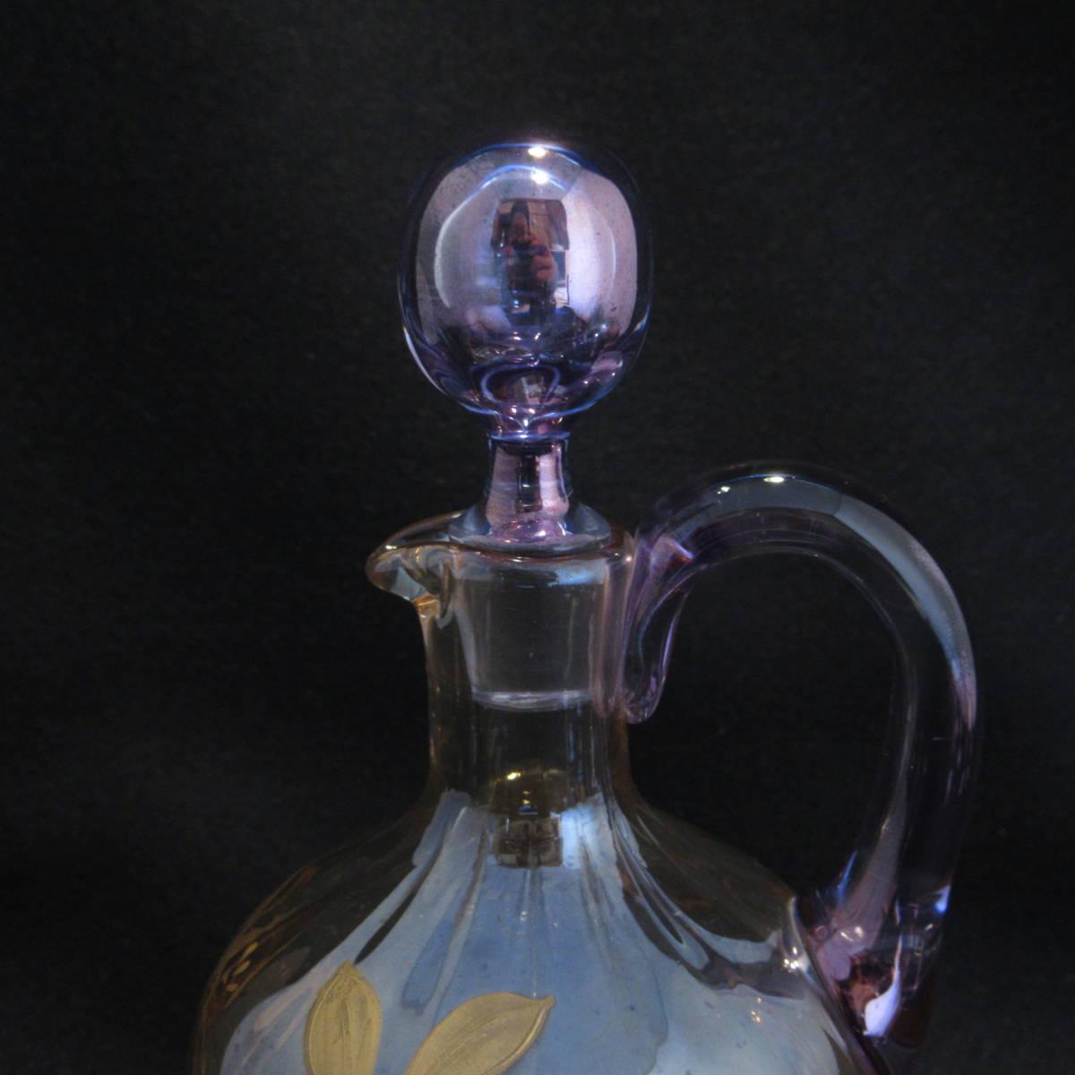 アンティークバカラ1890年頃 ラスター彩 グラス等 12点セット_画像3