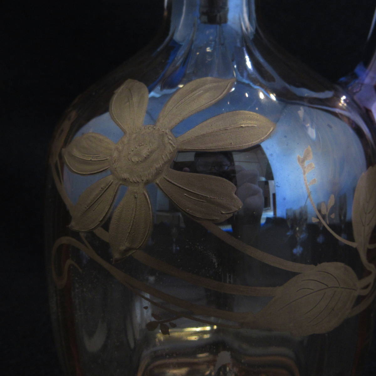 アンティークバカラ1890年頃 ラスター彩 グラス等 12点セット_画像4