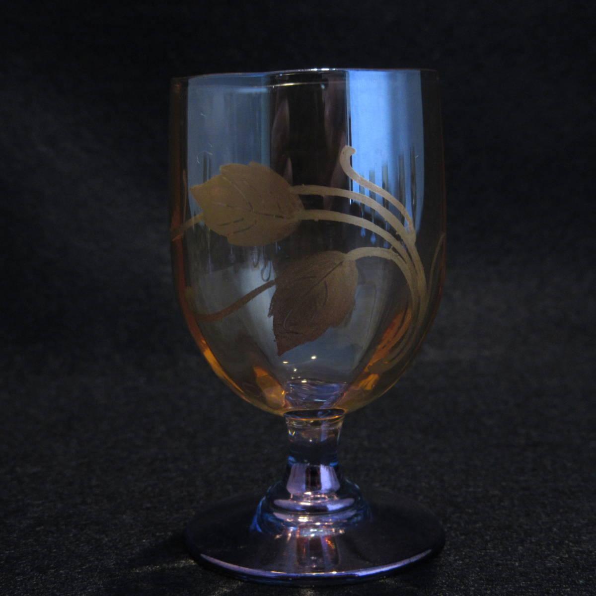 アンティークバカラ1890年頃 ラスター彩 グラス等 12点セット_画像5