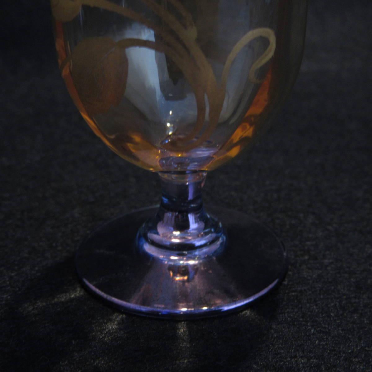 アンティークバカラ1890年頃 ラスター彩 グラス等 12点セット_画像7