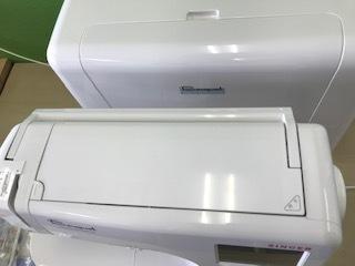 文字・アルファベット・数字縫い・シンガー9700スーパーDX自動糸切り_画像7