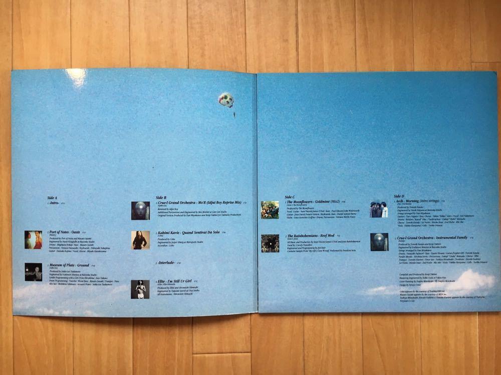 【レーベル記念 コンピ】V.A / THIS IS A LABEL (PORT OF NOTES、KAHIMI KARIE、ARCH、Ellie、瀧見憲司)_画像3