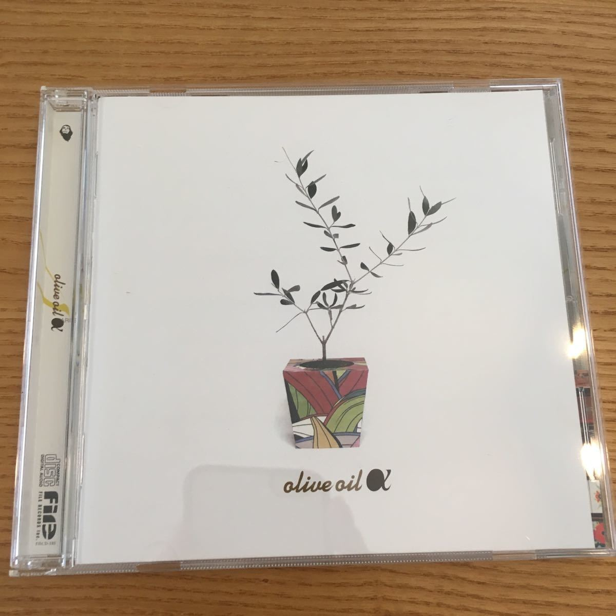 olive oil /a|CD