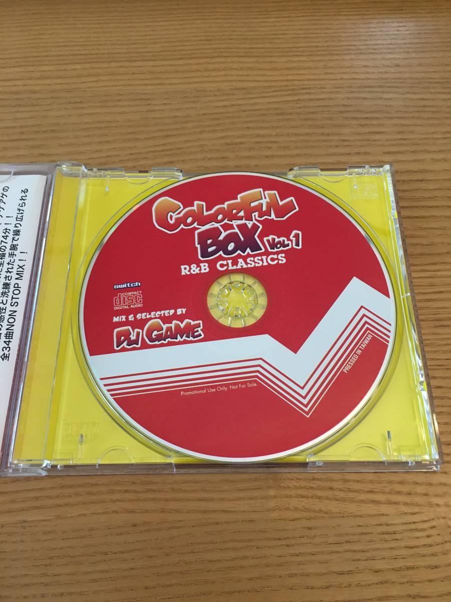 DJ GAME/CD/MIXCD/ obi attaching /vol1