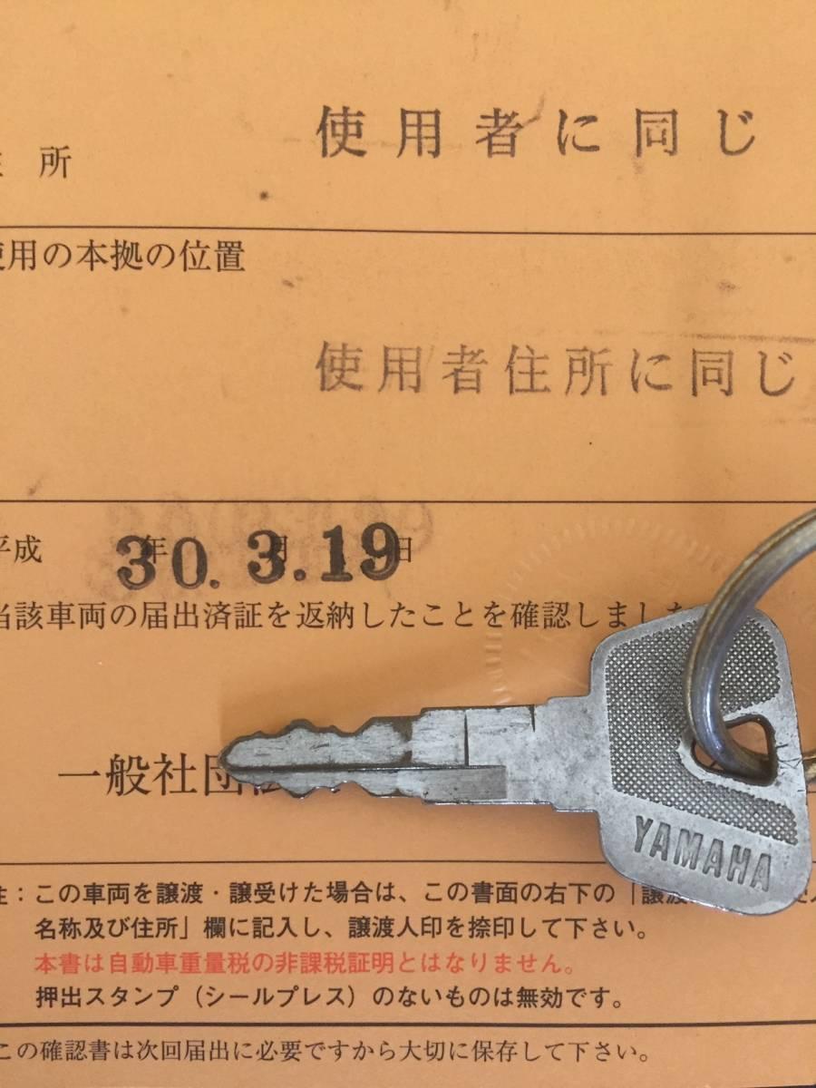 完全売り切りヤマハTZR250 3MA 後方排気_画像10