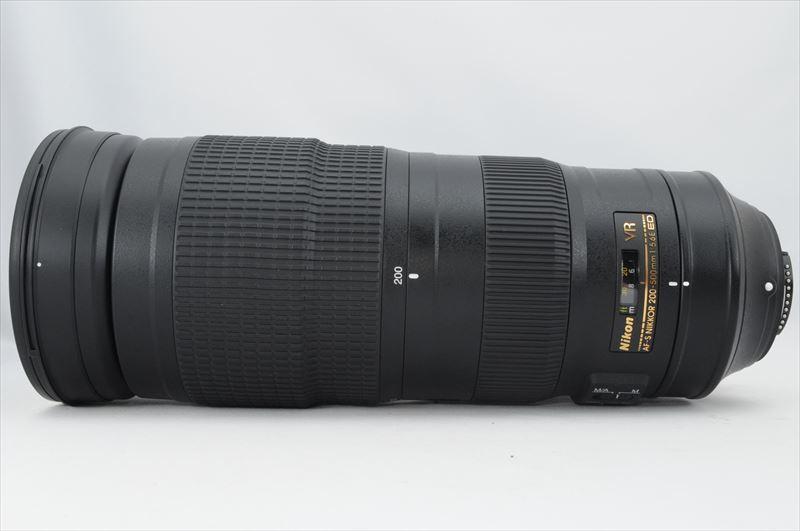 ★新品級★Nikon AF-S 200-500mm F5.6 E ED VR 付属品有 #4448MSB_画像3
