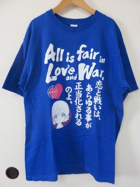 ■ ガールズ&パンツァー ダージリンの格言 Tシャツ ガルパン
