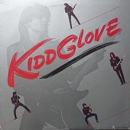 ☆KIDD GLOVE/HELLZAROCKIN' '1984USA MOROCCO COLOR PROMO12INCH_画像1