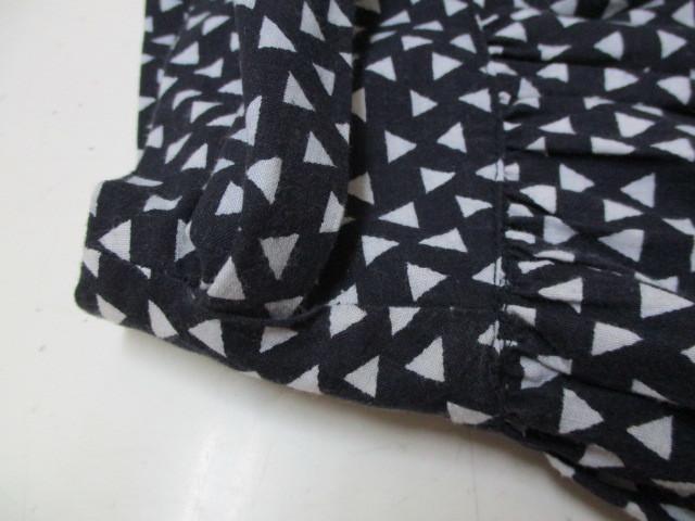 2)9号M* イタリア製 マーブルシュッド SUD スカート_画像3