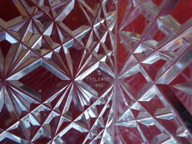 ビンテージ ティッシュケース 60'S ルーサイト 1963年 アメリカ ヴィンテージ TRELAWNEY レトロ アンティーク vintage プラスチック _画像4