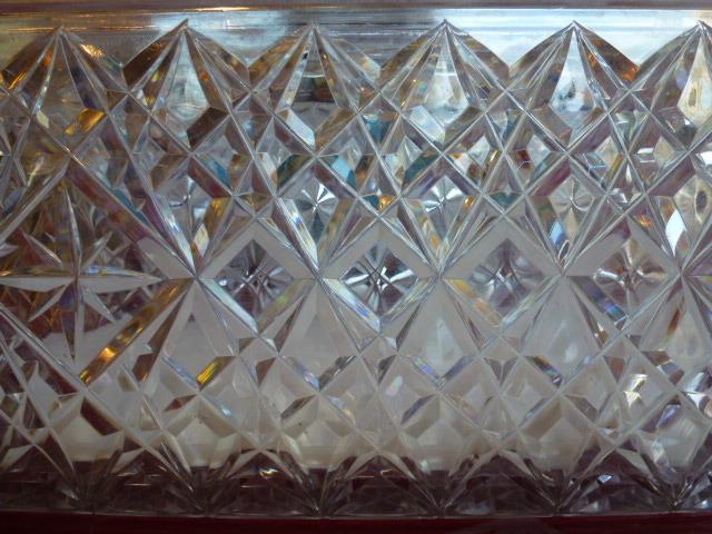 ビンテージ ティッシュケース 60'S ルーサイト 1963年 アメリカ ヴィンテージ TRELAWNEY レトロ アンティーク vintage プラスチック _画像3