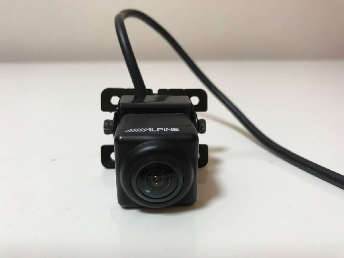 アルパイン バックカメラ 品番不明品 ダイレクト接続用