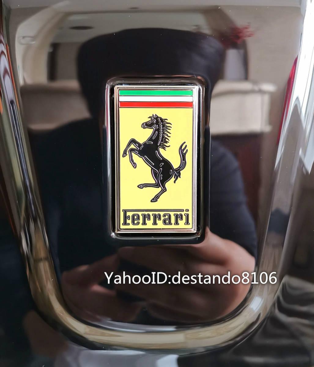 最高峰※貴重品・定価32万※Ferrari/フェラーリ※公式・スーツケース/キャリーケース・フェラーリF1チーム用装備・Lサイズ/70L_画像6
