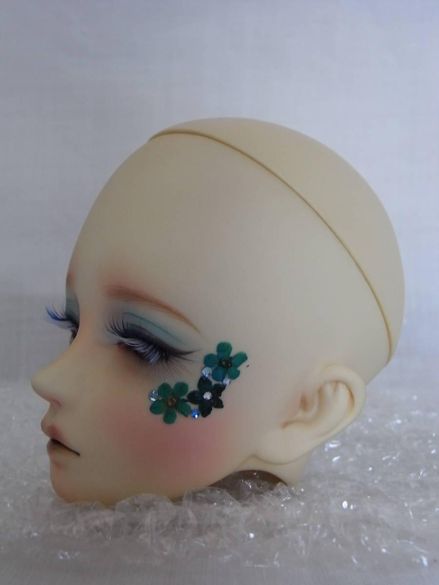 DOLL Head(60㎝級)カスタマー様メイク(新品) / 球体関節人形  SD13_画像1