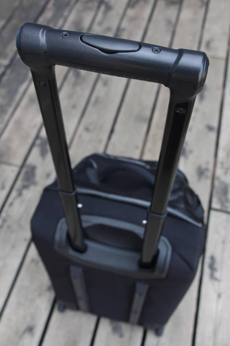 美品 PATAGONIA パタゴニア キャリー バッグ トローリー 旅行用 ブラックホール ウィールド ダッフル 45 アウトドア キャンプ スノーボード_画像8