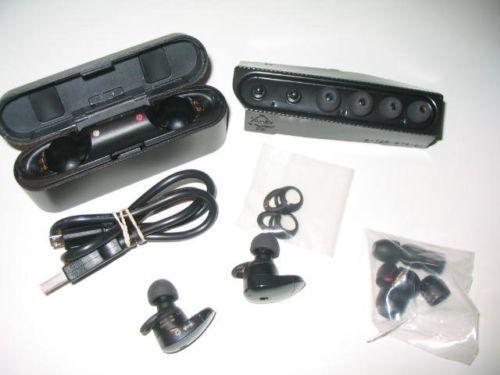 ★【未使用・展示品・箱なし】SONY WF-1000X ブラック Bluetoothワイヤレスイヤホン