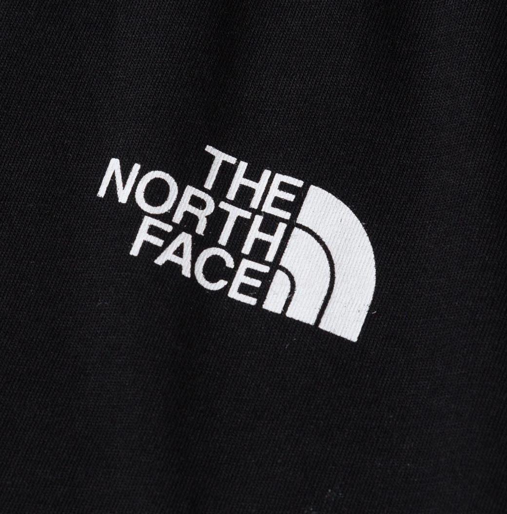 1円~即決あり☆新品正規品☆The North Face T-shirt☆ノースフェイスTシャツ☆The North Face S/S Simple Dome☆TNFブラック☆Lサイズ_画像4