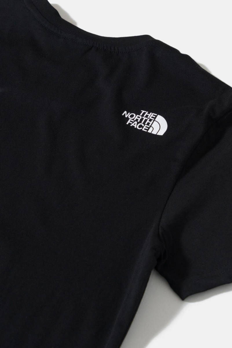 1円~即決あり☆新品正規品☆The North Face T-shirt☆ノースフェイスTシャツ☆The North Face S/S Simple Dome☆TNFブラック☆Lサイズ_画像5