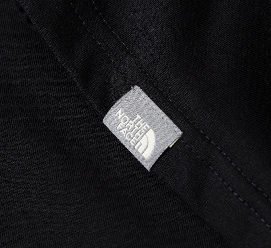 1円~即決あり☆新品正規品☆The North Face T-shirt☆ノースフェイスTシャツ☆The North Face S/S Simple Dome☆TNFブラック☆Lサイズ_画像6
