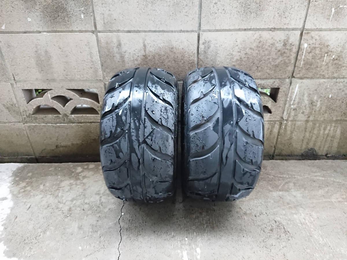ケンダ スピードレーサー KENDA Speed Racer 18×9.5-8 2本セット タイヤ ATV バギー ジャイロ 等_画像5