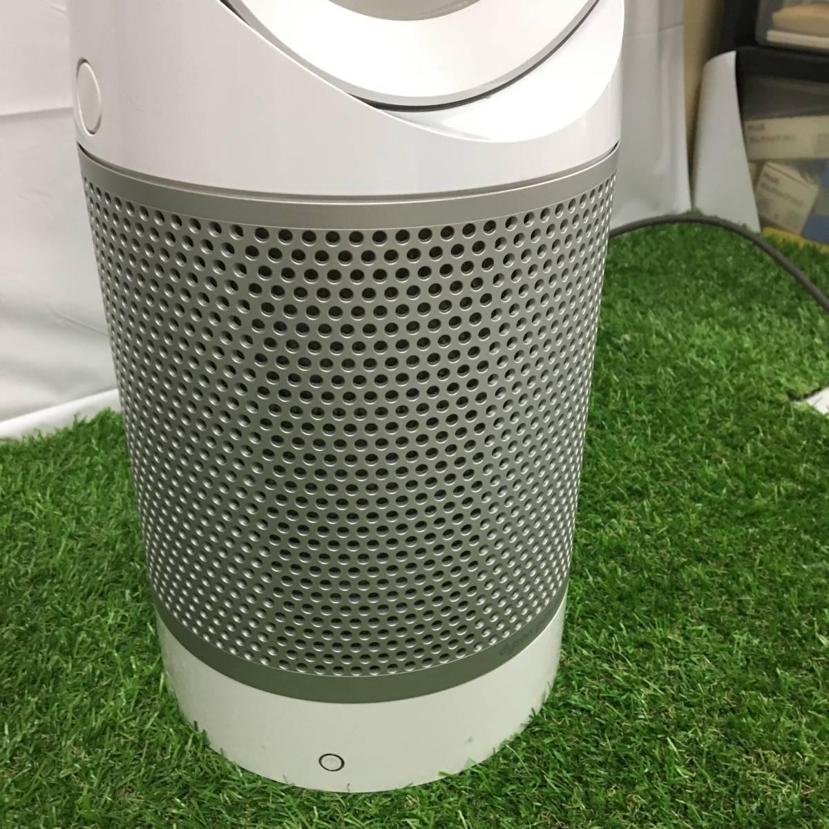 dyson ダイソン タワーファン ピュアクール 空気清浄機 扇風機 AM11 リモコンなし ホワイト _画像3