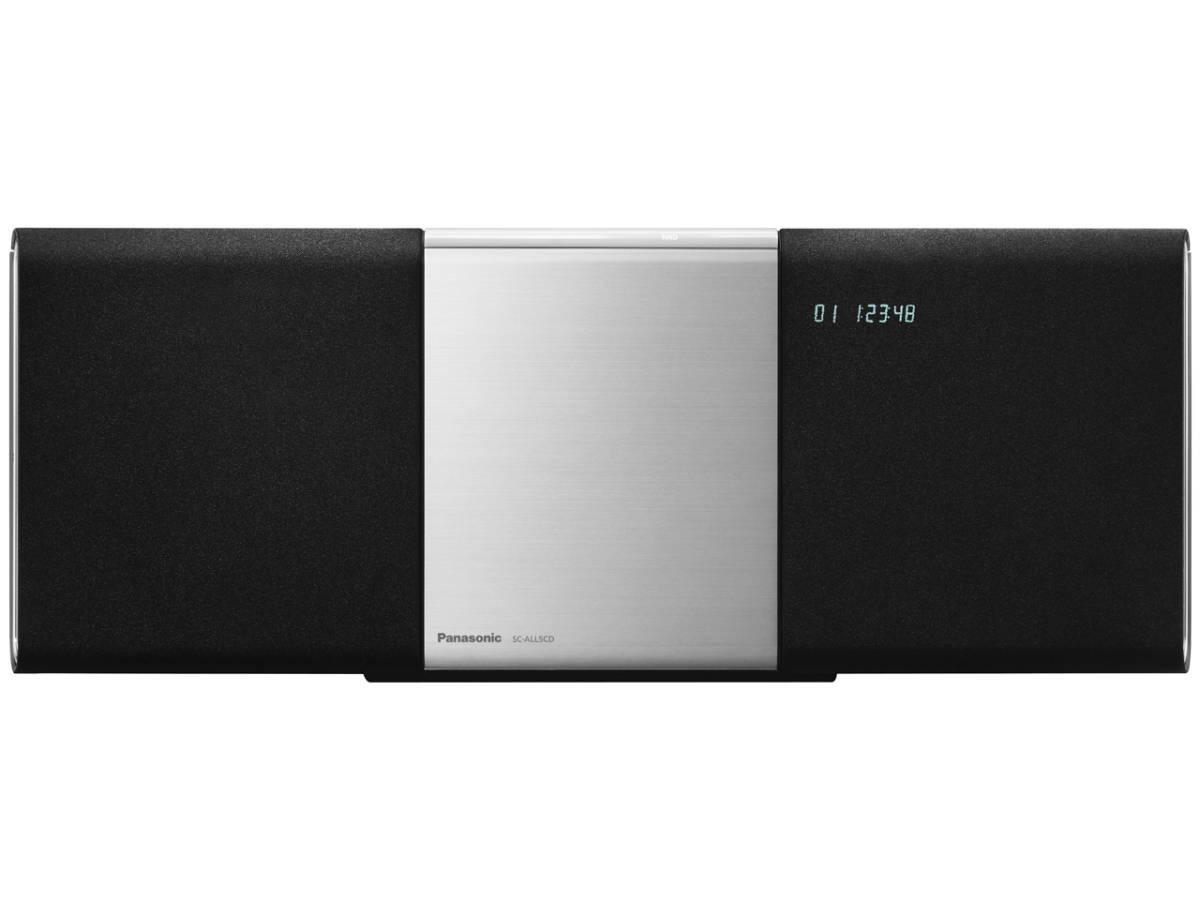 Panasonic パナソニック SC-ALL5CD [ブラック]展示品1年保証 「AllPlay」に対応したコンパクトステレオシステム B