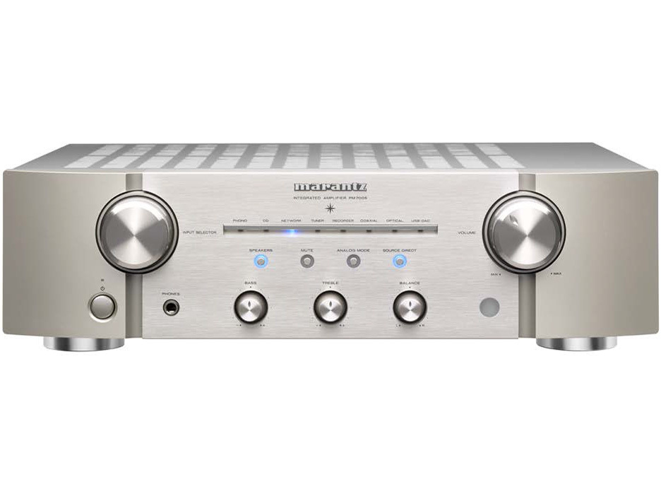 マランツ PM7005 展示品1年保証 最大192kHz/24bitのハイレゾ音源再生に対応するプリメインアンプFY