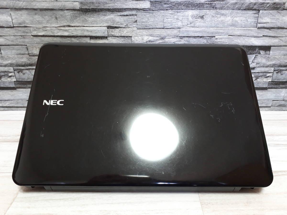 【最新Windows10】NEC LS550/D☆Core i5 ターボ☆大容量HDD640GB/メモリ4GB/ブルーレイ/無線/Office☆外装傷多めで格安特価☆即使用OK(^^)_画像4