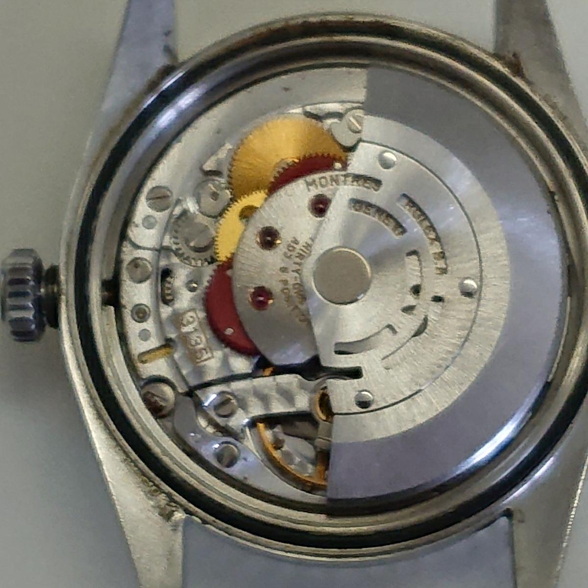 1円スタート ロレックス オイスターパーペチュアル デイトジャスト Ref.16234 X番140*** 自動巻 オートマメンズ 腕時計 尾_画像5