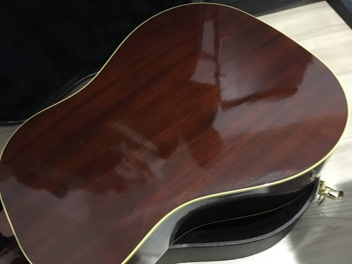 Gibson ギブソン 1959 J-50 Thermally Aged_Antique Natural ★2018年製 ほぼ新品!!_画像4
