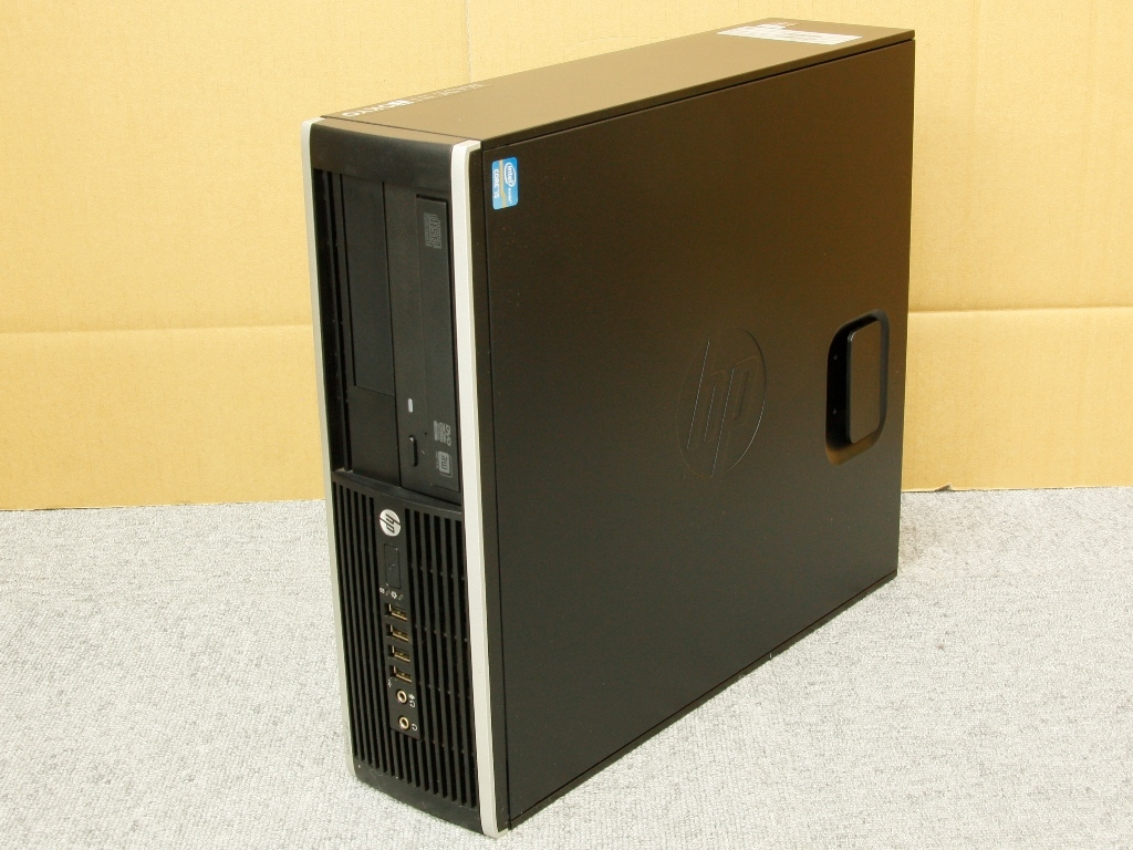 prompt decision * operation OK* HP Compaq Pro 6300 SFF[Core