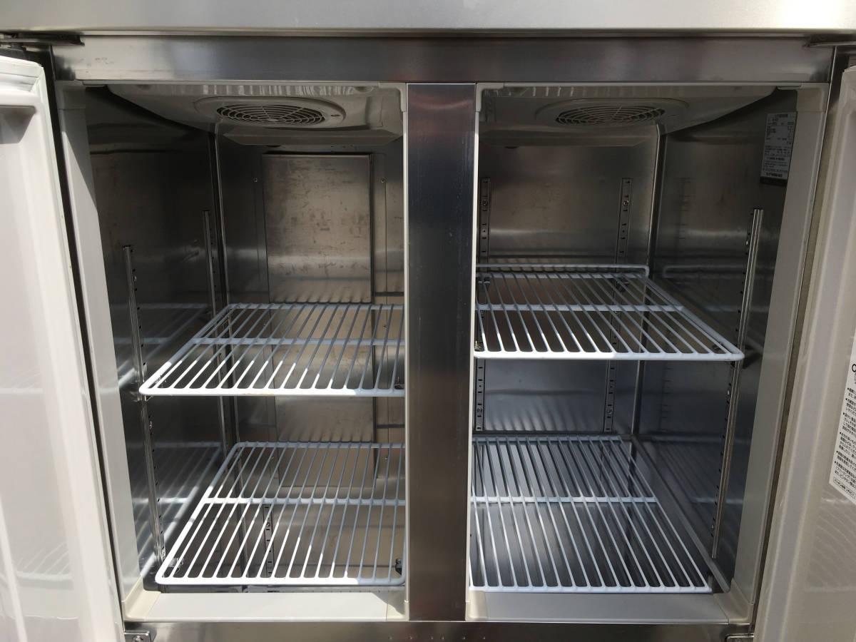 ◎送料無料地域有(一部負担)◎ホシザキ 4ドア冷凍冷蔵庫◎2016年製◎W900×D650◎冷凍1室冷蔵3室_画像5