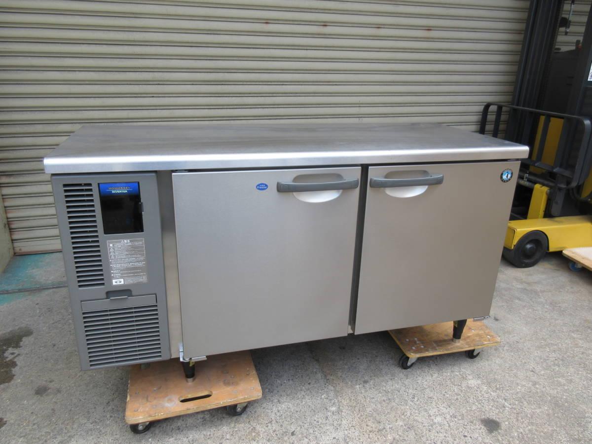 ◎送料無料地域有(一部負担)◎ホシザキ 業務用テーブル形冷凍冷蔵庫◎RFT-150SNF-E◎2017年製◎W1500mm(幅1500mm)◎