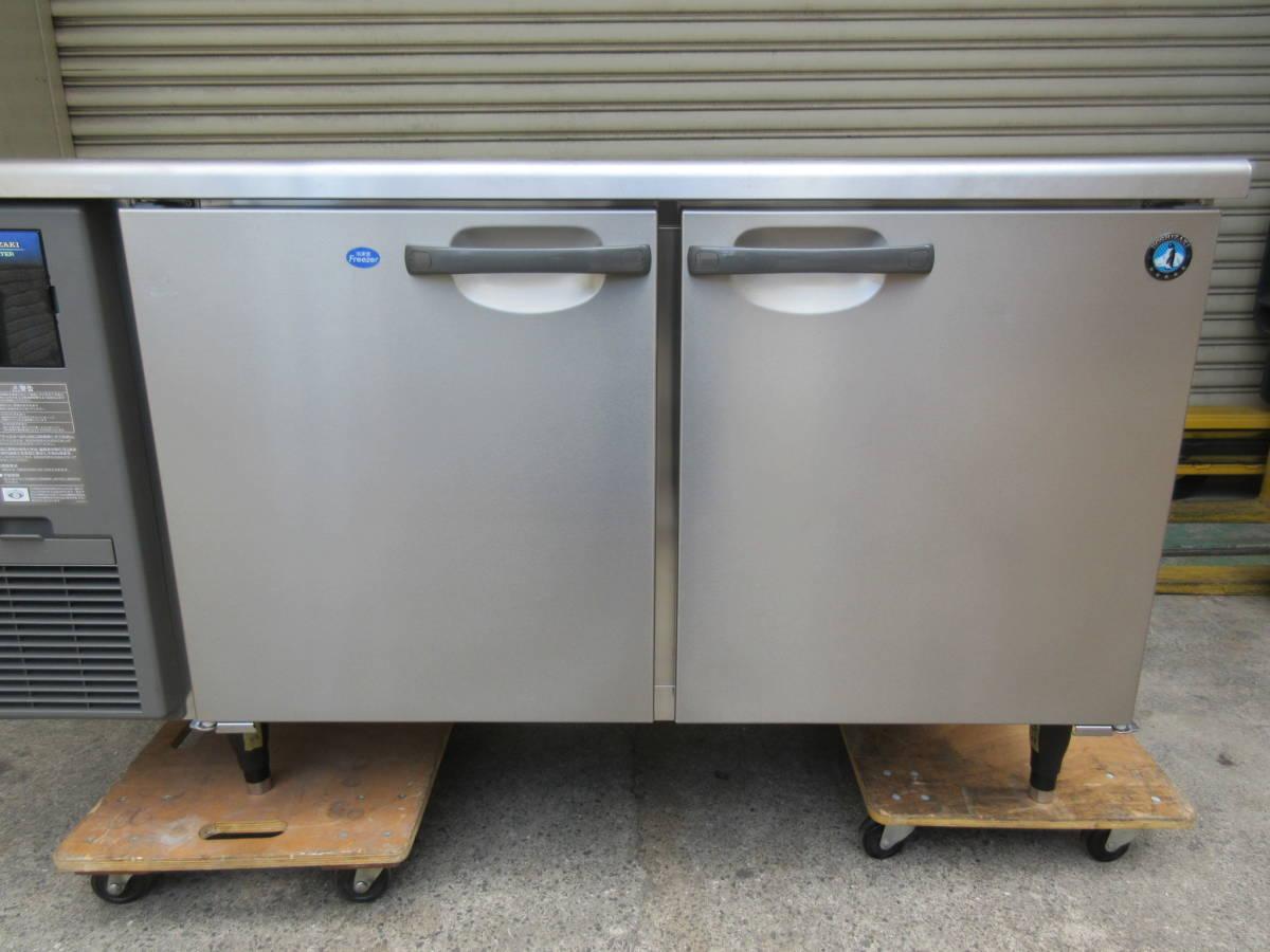 ◎送料無料地域有(一部負担)◎ホシザキ 業務用テーブル形冷凍冷蔵庫◎RFT-150SNF-E◎2017年製◎W1500mm(幅1500mm)◎_画像4