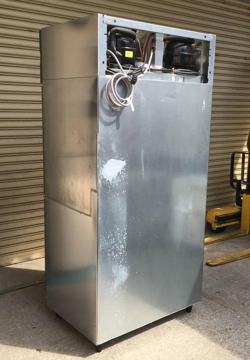 ◎送料無料地域有(一部負担)◎ホシザキ 4ドア冷凍冷蔵庫◎2016年製◎W900×D650◎冷凍1室冷蔵3室_画像2