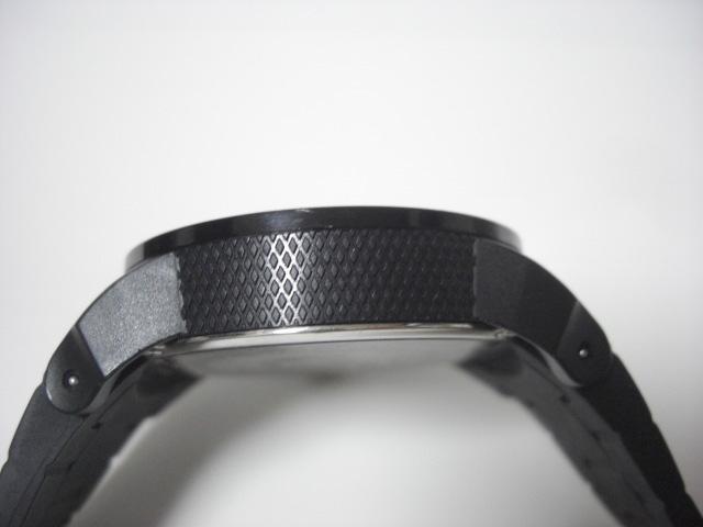 ★ディーゼル DIESEL DZ-1437 クォーツ腕時計 ラバーベルト 中古★に132_画像7