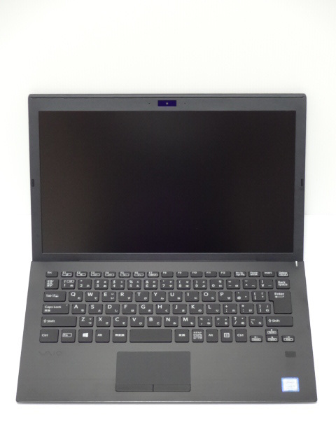 SONY VAIO S13 i7-8550U/8G/256GB/Win10/LTE対応(BLACK EDITION)