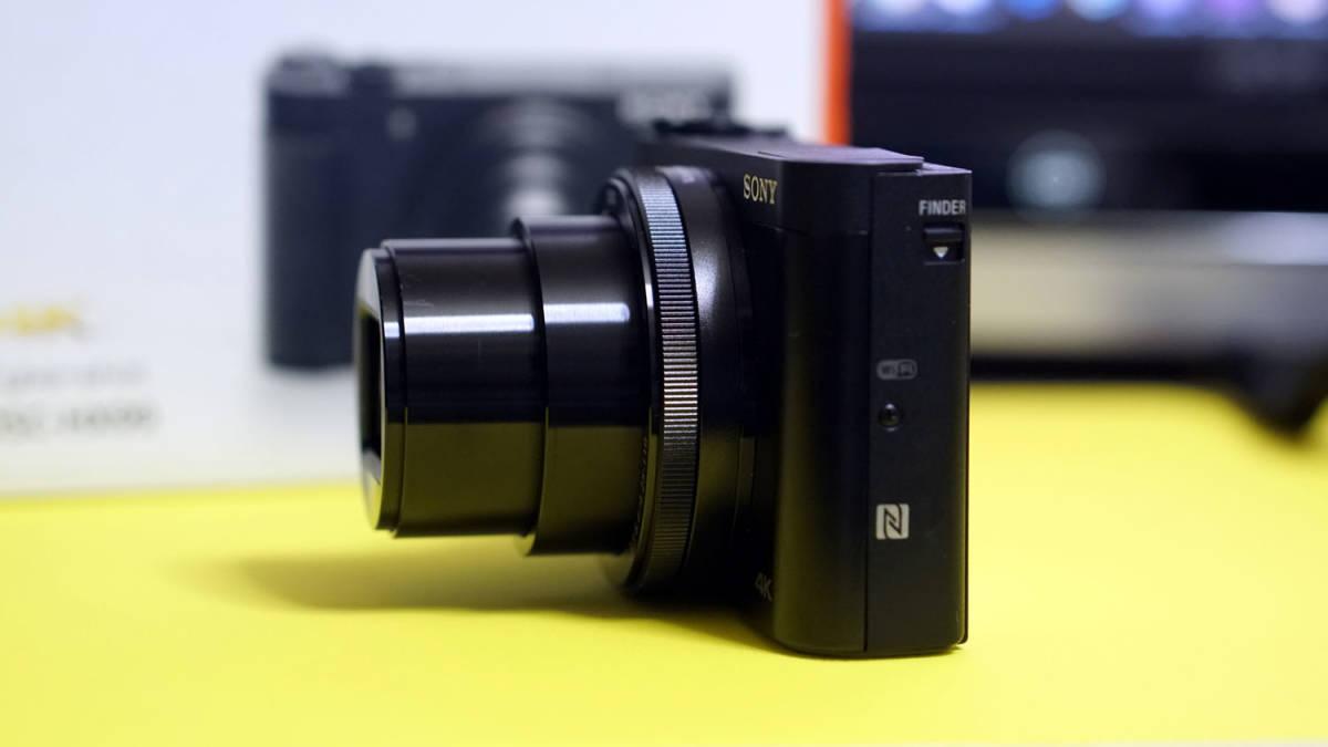 SONY Cyber-shot DSC-HX99ソニー サイバーショット ソニー製コンパクトデジカメ サイバーショット DSC-HX99 美品(新品同様)_画像4