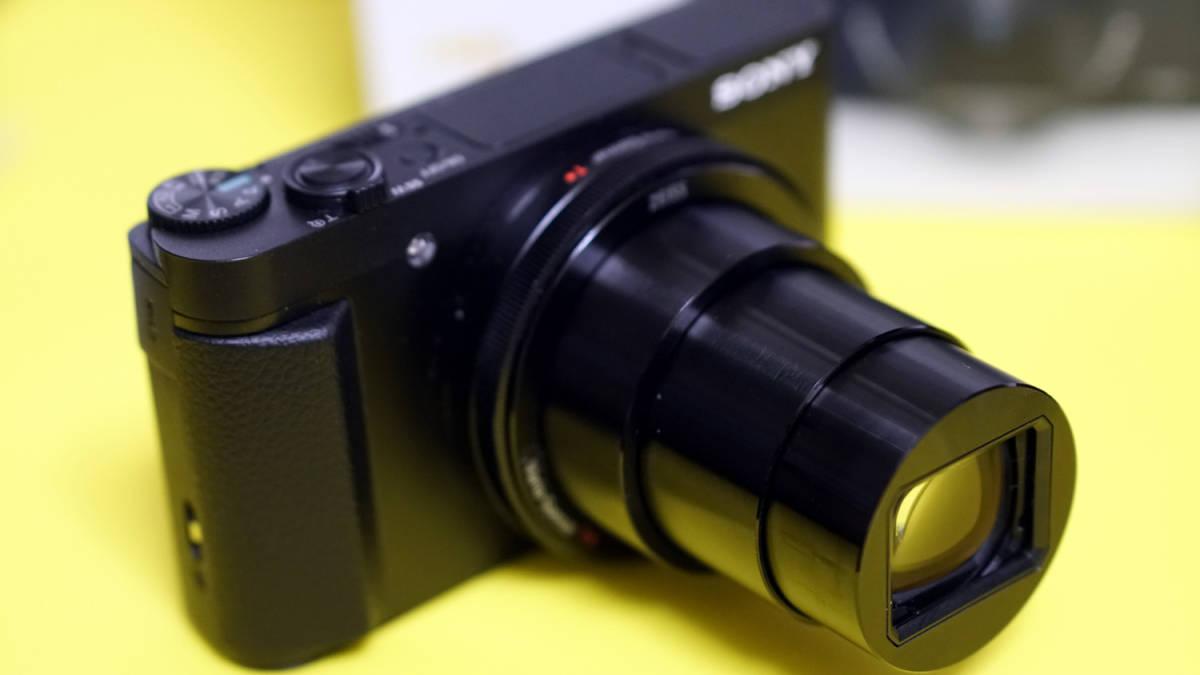 SONY Cyber-shot DSC-HX99ソニー サイバーショット ソニー製コンパクトデジカメ サイバーショット DSC-HX99 美品(新品同様)_画像2