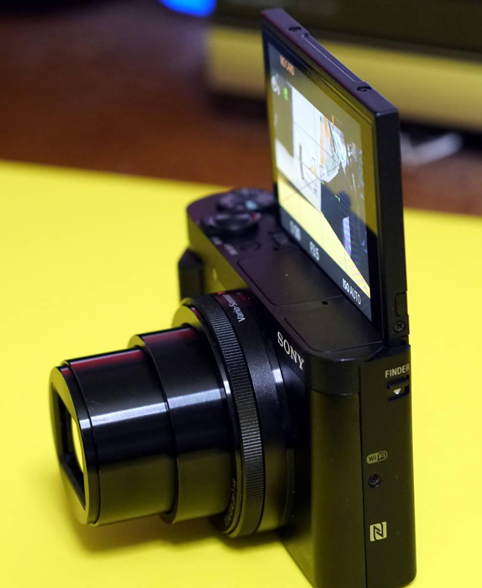 SONY Cyber-shot DSC-HX99ソニー サイバーショット ソニー製コンパクトデジカメ サイバーショット DSC-HX99 美品(新品同様)_画像8