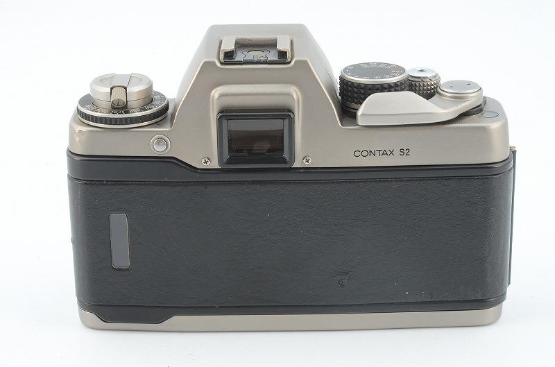 ★完動品★ CONTAX コンタックス S2 60years 60周年記念モデル ボディ #007360 G106629/424_画像3