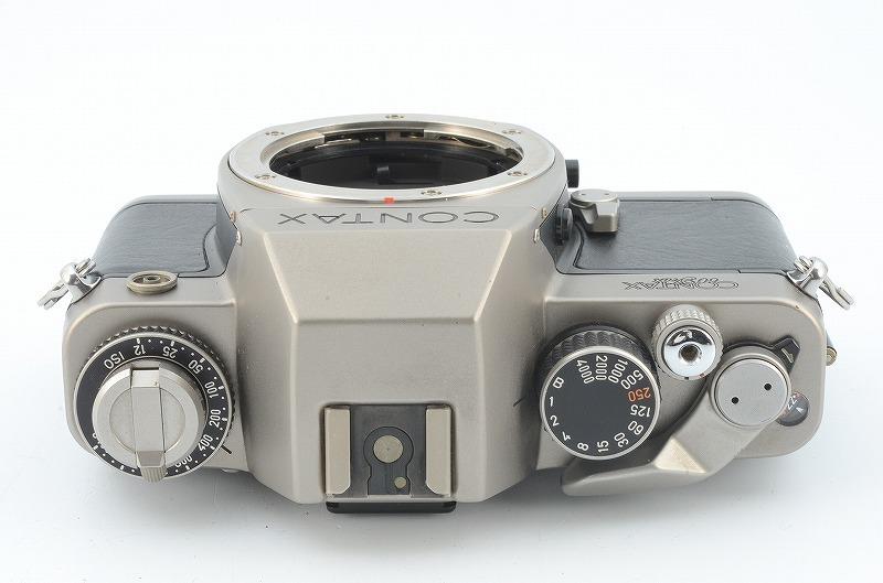 ★完動品★ CONTAX コンタックス S2 60years 60周年記念モデル ボディ #007360 G106629/424_画像4