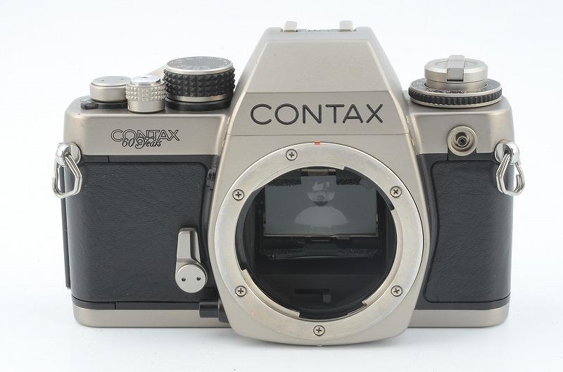 ★完動品★ CONTAX コンタックス S2 60years 60周年記念モデル ボディ #007360 G106629/424_画像2