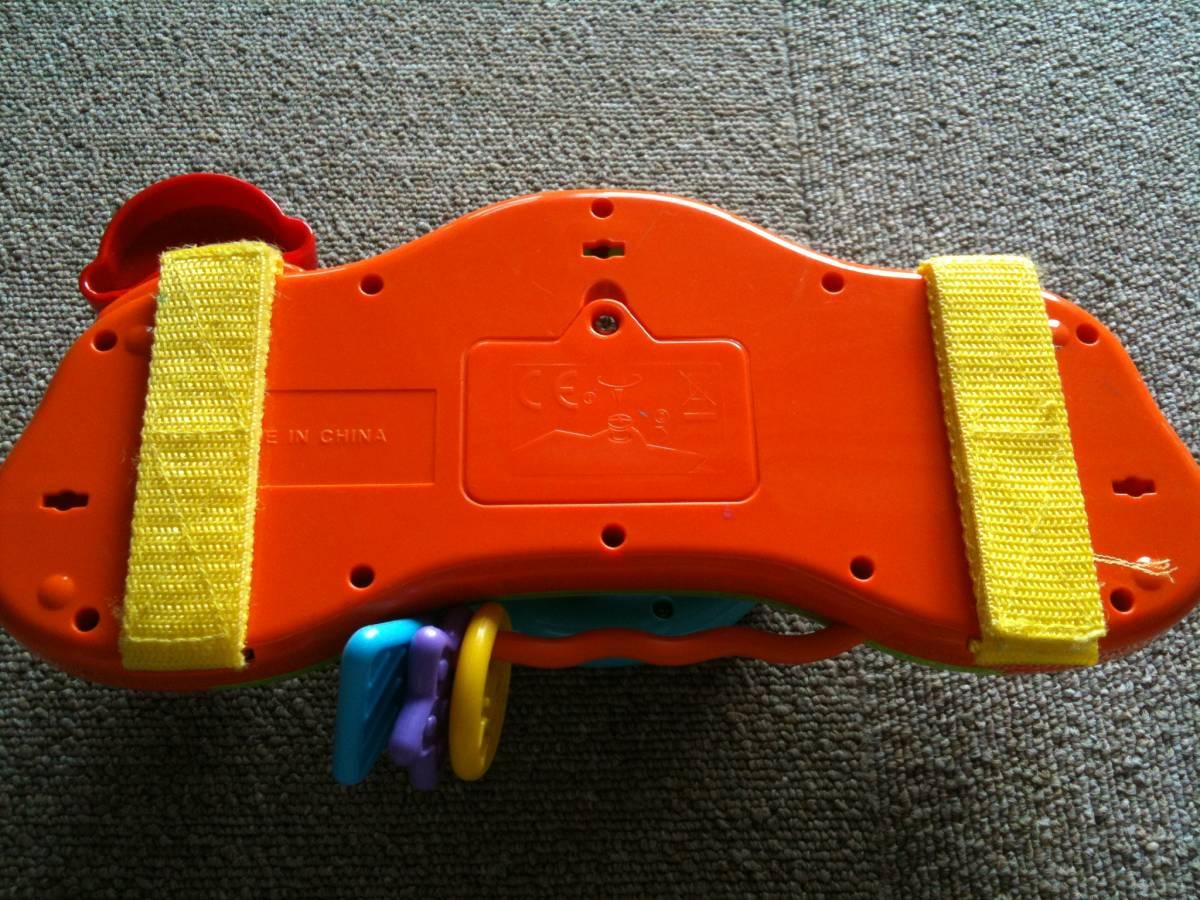 62e1b88fa80707 【中古】ハンドルおもちゃ/ベビーカー/チャイルドシート/長時間移動ドライブに最適