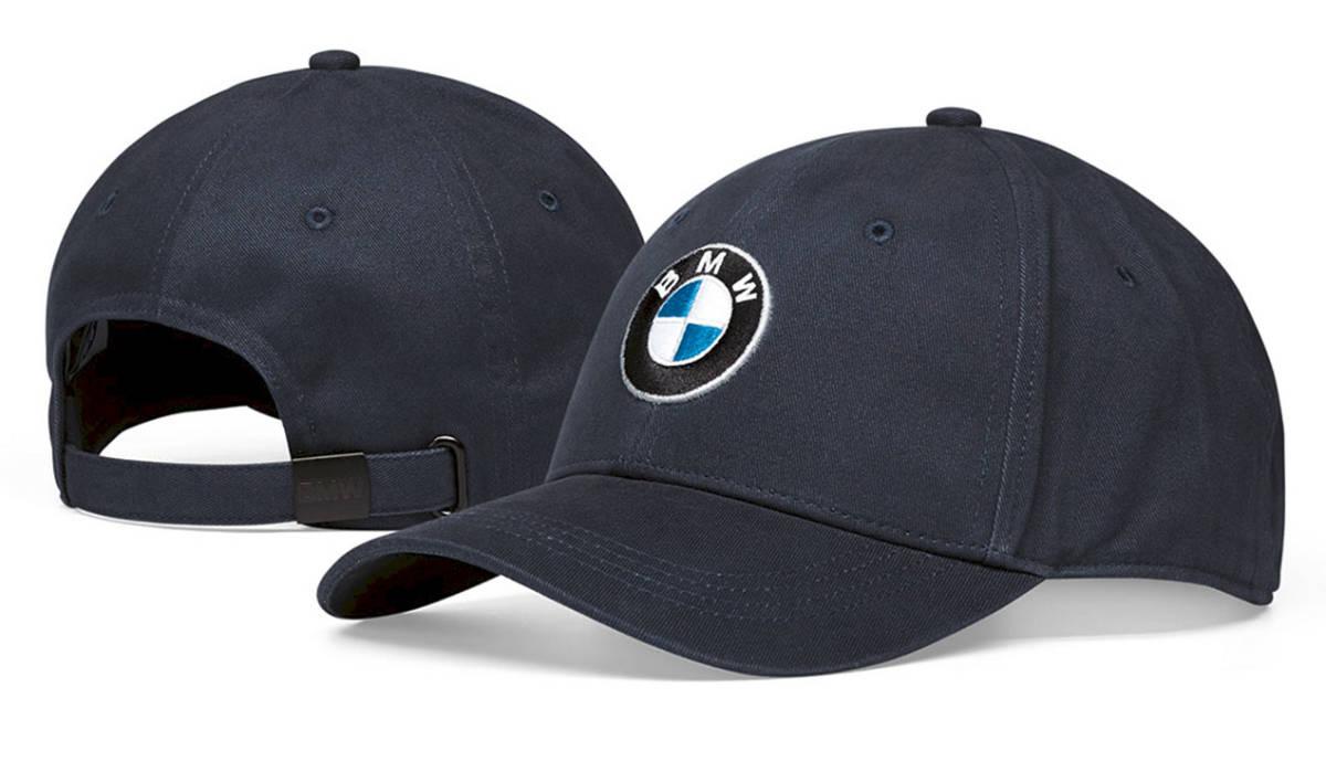 BMW 純正BMWロゴキャップCAP/帽子ダークブルーF22F87F23F45F46F30F31G20F32F82F10F11G30G31F06F12G32F01F02G11F49G08G02G05G29M2M3M4M5M6Z4_画像1