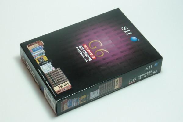 セイコー SII 電子辞書 PASORAMA SR-G6001M カイテキー搭載 ジーニアス英和大 プログレッシブ和英中 ブリタニカ百科事典 収録 送料無料_画像6