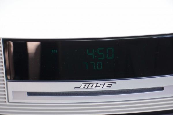BOSE Wave Sound Touch music system ホワイト 難あり AirPlay Wi-Fi ネットワーク機能搭載 スマホ連携 リモコン付き 送料無料_画像6