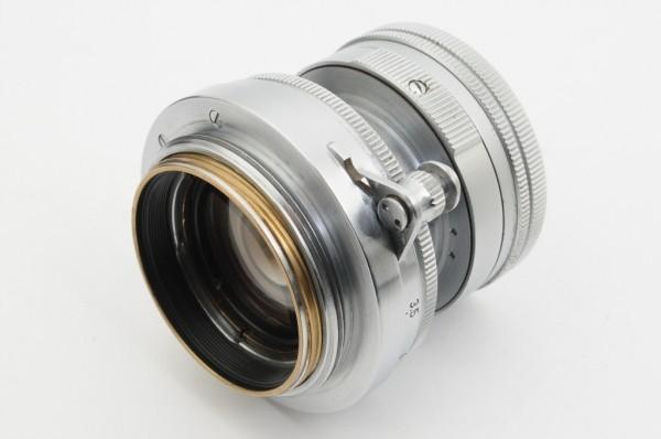 【良品】Leica Summicron 50mm F2 ライカ 沈胴式 Lマウント ズミクロン L型 1954年製 オールドレンズ ミラーレス機に! #2989_画像5