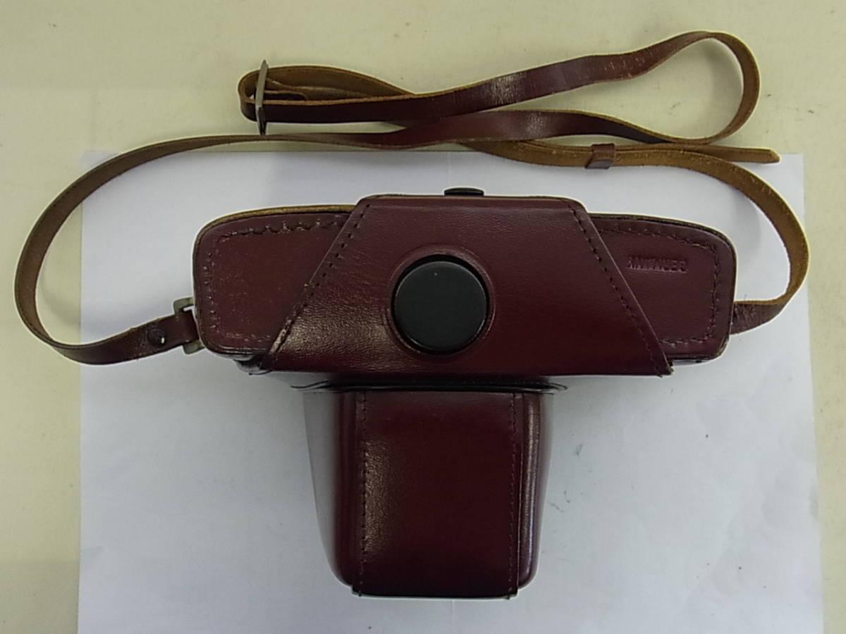 ライカ Leica オリジナル 一眼レフ LEICAFLEX SL2 用 革 ケース 小ネジ LEITZ WETZLAR GERMANY LEICA_画像5