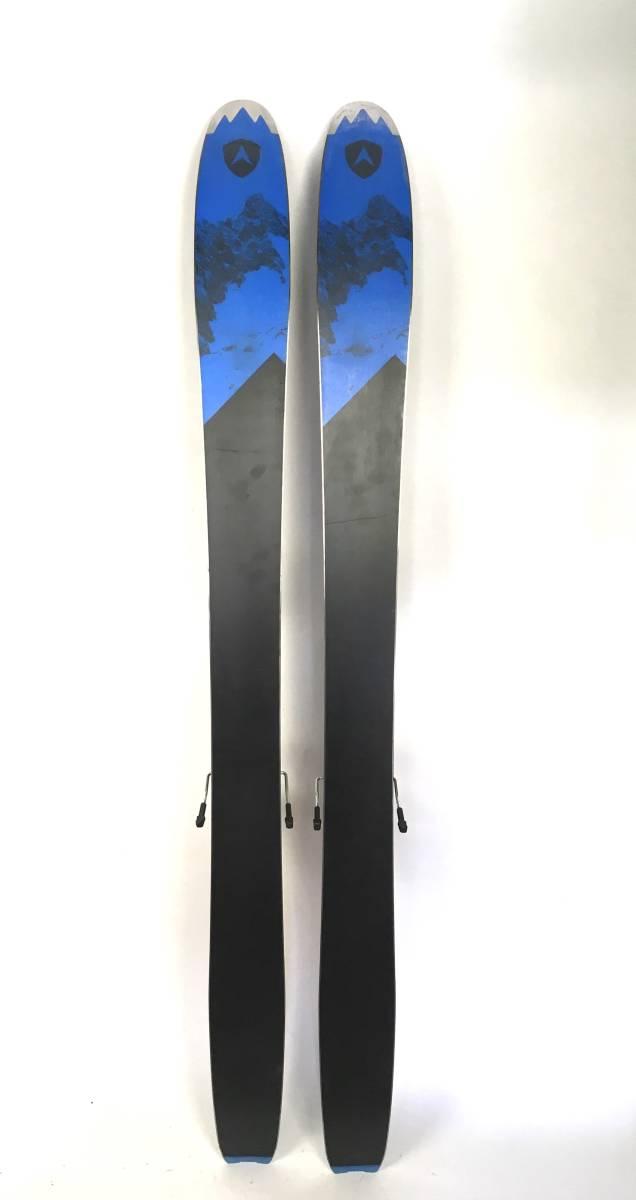 Dynastar Cham 107 2.0 165cm ディナスタースキー バックカントリー_画像2